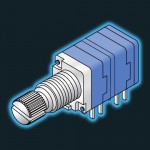 Potentiometer - 20KLin Quad