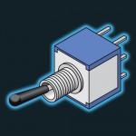 Switch - Mains Toggle